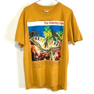The Flaming lips very rare musical insects T-shirt